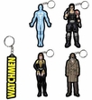 NECA Watchmen Movie Set of 5 Keychains