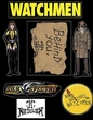 NECA Watchmen Movie Set of 7 Magnets Rorschach & Silk Spectre