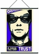 NECA Watchmen Movie Pop Art Wall Scroll Ozymandias