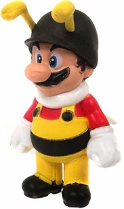 Super Mario Galaxy 2 LOOSE Mini Figure Bee Mario