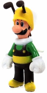 Super Mario Galaxy 2 LOOSE Mini Figure Bee Luigi
