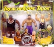 WWE Wrestling  Treacherous Trios 3-Packs