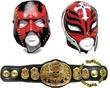 WWE WrestlingReplica Belts, Masks & More