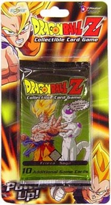 Dragonball Z Score Trading Card Game Frieza Saga Booster Pack [10 Cards]