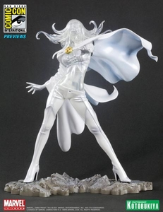 Marvel X-Men SDCC 2011 Exclusive Kotobukiya Bishoujo 1/8 Scale PVC Statue Emma Frost