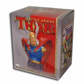 Marvel Universe Exclusive Bust Battle Armor Thor