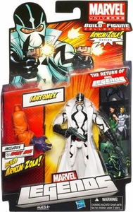Marvel Legends 2012 Series 2 Action Figure Fantomex [Arnim Zola Build-A-Figure Piece]
