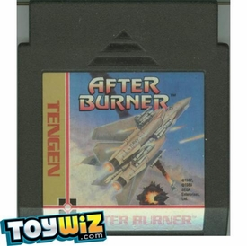 Nintendo Entertainment System NES Played Cartridge Game After Burner
