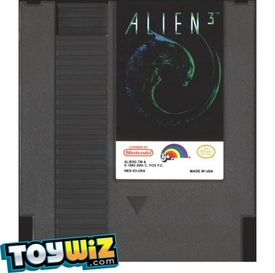 Nintendo Entertainment System NES Played Cartridge Game Alien 3