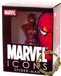 Diamond Select Marvel Icons Spider-Man Bust