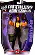 WWE Wrestling Ruthless Aggression Action Figures Series 40, 40.5 & 41