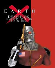 Comic Books Diamond Select Earth X Deathlok Bust