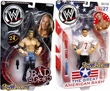 WWE Wrestling PPV Series Action Figures Bad Blood & The Great American Bash 2004
