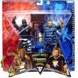 WWE Wrestling Action Figures & Masks Wrestlemania 16-20