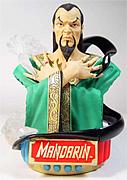 Comic Books Diamond Select Mandarin Rogues' Gallery Bust