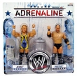 WWE Wrestling Action Figures Adrenaline 2-Packs Series 30-32