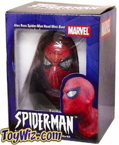 Comic Books Diamond Select Spider-Man Alex Ross Mini-Bust