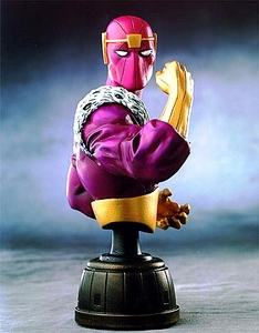 Comic Books: Bowen Designs Mini-Bust: Baron Zemo
