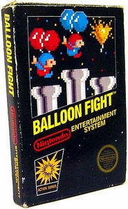 Nintendo Entertainment System NES Incomplete Opened Cartridge Game Balloon Fight