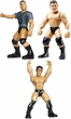 WWE Wrestling Mini Action Figures Micro Aggression Series 16-20