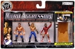 WWE Wrestling Mini Action Figures Micro Aggression Series 6-10