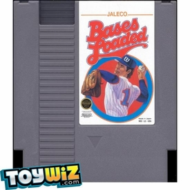 Nintendo Entertainment System NES Played Cartridge Game Bases Loaded with Instructions