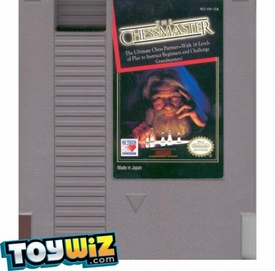 Nintendo Entertainment System NES Played Cartridge Game The Chessmaster