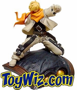 Trigun Maximum Story Image Figure PVC Figure Zazei the Beast