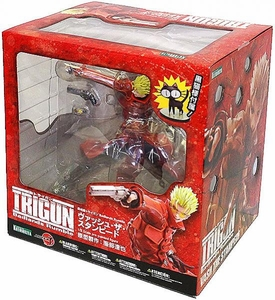 Trigun Badlands Rumble Kotobukiya ArtFXJ Vash The Stampede Statue