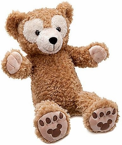 Disney Exclusive 17 Inch Plush Figure Duffy the Disney Bear