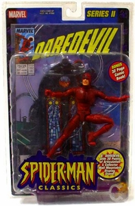 Spider-Man Classics Series 2 Action Figure Daredevil