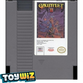 Nintendo Entertainment System NES Played Cartridge Game Gauntlet II
