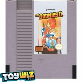 Nintendo Entertainment System NES Played Cartridge Game The Goonies II