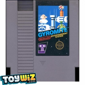 Nintendo Entertainment System NES Played Cartridge Game Gyromite