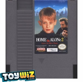 Nintendo Entertainment System NES Played Cartridge Game Home Alone 2: Lost in New York