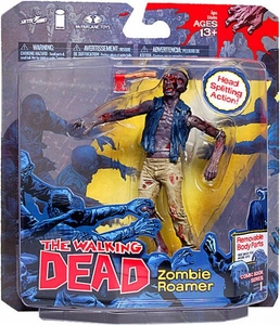 McFarlane Toys Walking Dead COMIC Series 1 Action Figure Zombie Roamer