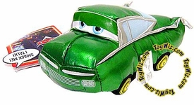 Disney / Pixar CARS Movie Smack & Yak Plush Figure Green Ramone