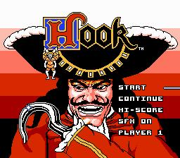 Nintendo Entertainment System NES Played Cartridge Game Hook