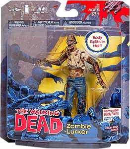 McFarlane Toys Walking Dead COMIC Series 1 Action Figure Zombie Lurker