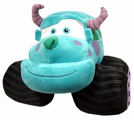Disney / Pixar CARS Movie 9 Inch Plush Monsters Inc. Figure Sulley
