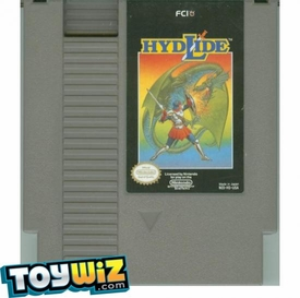 Nintendo Entertainment System NES Played Cartridge Game Hydlide