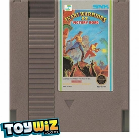 Nintendo Entertainment System NES Played Cartridge Game Ikari Warriors II: Victory Road