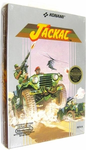 Nintendo Entertainment System NES Factory Sealed Cartridge Game Jackal