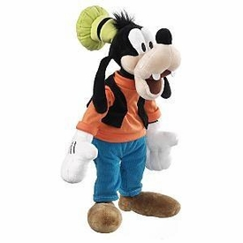 Disney Exclusive 18 Inch Deluxe Plush Figure Goofy