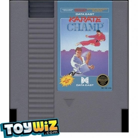 Nintendo Entertainment System NES Played Cartridge Game Karate Champ