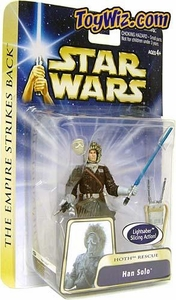 Star Wars Saga 2004 Empire Strikes Back #13 Han Solo [Hoth Rescue]