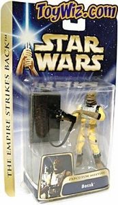 Star Wars Saga 2004 Empire Strikes Back #18 Bossk [Executor Meeting]
