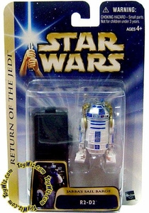 Star Wars Saga 2004 Return of the Jedi #05 R2-D2 [Jabba's Sail Barge]