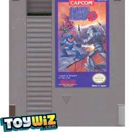 Nintendo Entertainment System NES Played Cartridge Game Mega Man 3