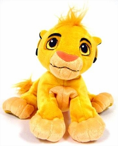 Disney The Lion King 5 Inch Mini Plush Simba